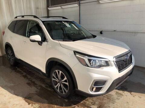 2020 Subaru Forester for sale at Hickory Used Car Superstore in Hickory NC
