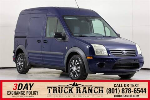 2012 Ford Transit Connect for sale at Truck Ranch in American Fork UT