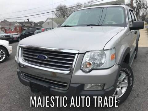 2006 Ford Explorer for sale at Majestic Auto Trade in Easton PA