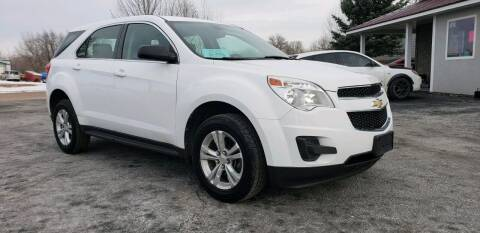 2011 Chevrolet Equinox for sale at Geareys Auto Sales of Sioux Falls, LLC in Sioux Falls SD