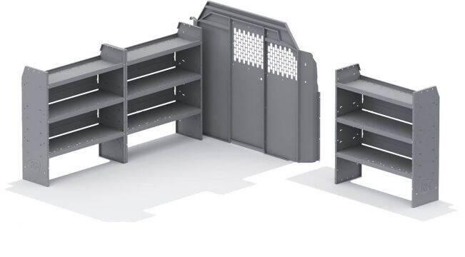 2021 Kargo Master Shelving Package for sale at Marietta Truck Sales-Accessories in Marietta GA