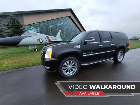 2008 Cadillac Escalade ESV for sale at McMinnville Auto Sales LLC in Mcminnville OR