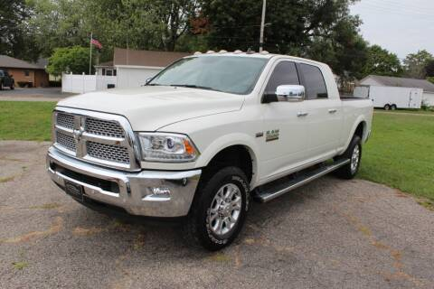2016 RAM Ram Pickup 2500 for sale at Fred Allen Auto Center in Winamac IN