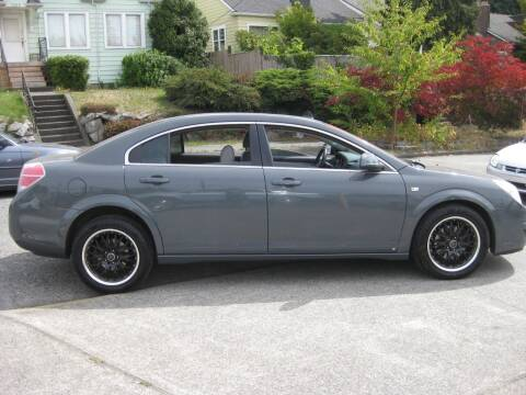 2009 Saturn Aura for sale at UNIVERSITY MOTORSPORTS in Seattle WA