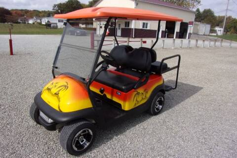 2008 Club Car Precedent for sale at Area 31 Golf Carts - Gas 4 Passenger in Acme PA