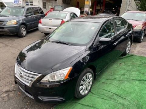 2013 Nissan Sentra for sale at Drive Deleon in Yonkers NY
