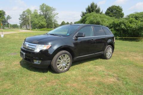 2010 Ford Edge for sale at Clearwater Motor Car in Jamestown NY