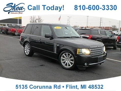 2011 Land Rover Range Rover for sale at Jamie Sells Cars 810 - Linden Location in Flint MI
