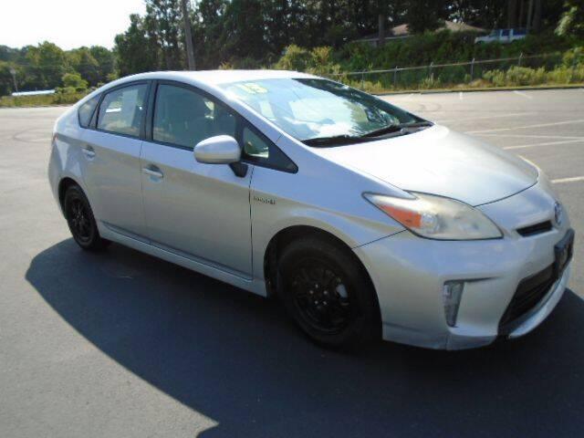 2013 Toyota Prius for sale at Atlanta Auto Max in Norcross GA