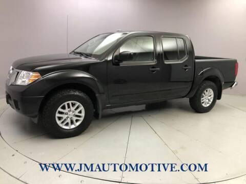 2017 Nissan Frontier for sale at J & M Automotive in Naugatuck CT