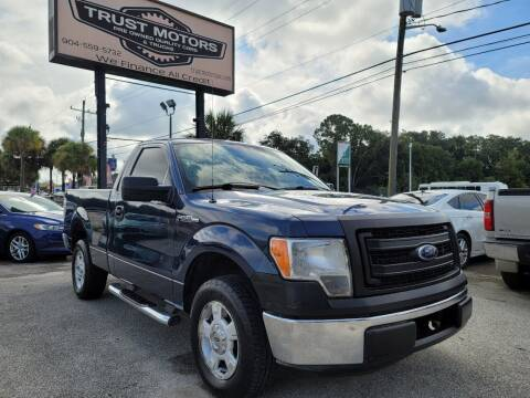 2014 Ford F-150 for sale at Trust Motors in Jacksonville FL