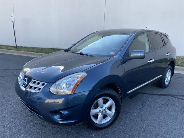2013 Nissan Rogue for sale at SEIZED LUXURY VEHICLES LLC in Sterling VA