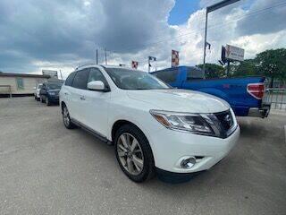 2014 Nissan Pathfinder for sale at Car Depot in Detroit MI