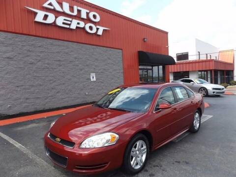 2014 Chevrolet Impala Limited for sale at Auto Depot - Madison in Madison TN