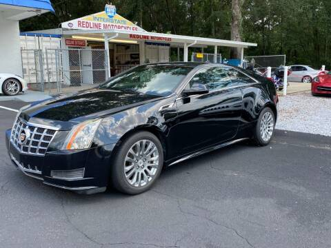 2013 Cadillac CTS for sale at INTERSTATE AUTO SALES in Pensacola FL