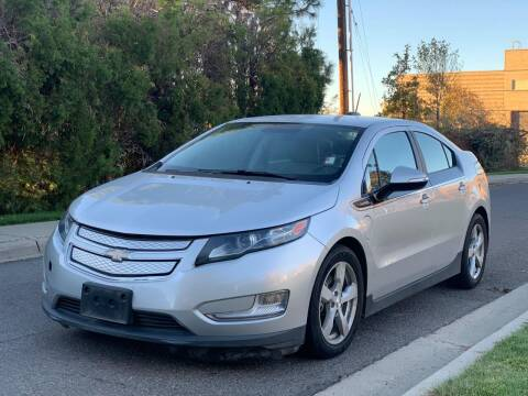 2015 Chevrolet Volt for sale at A.I. Monroe Auto Sales in Bountiful UT