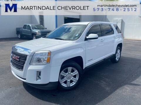 2015 GMC Terrain for sale at MARTINDALE CHEVROLET in New Madrid MO