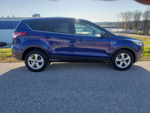 2015 Ford Escape for sale at TruckMax in N. Laurel MD