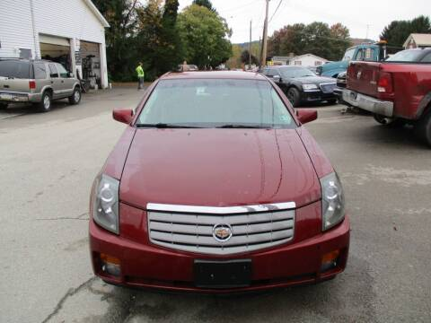 2003 Cadillac CTS for sale at ROUTE 119 AUTO SALES & SVC in Homer City PA