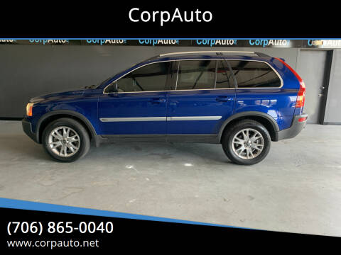 2006 Volvo XC90 for sale at CorpAuto in Cleveland GA