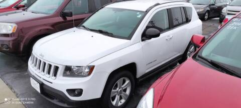 2014 Jeep Compass for sale at Village Auto Outlet in Milan IL