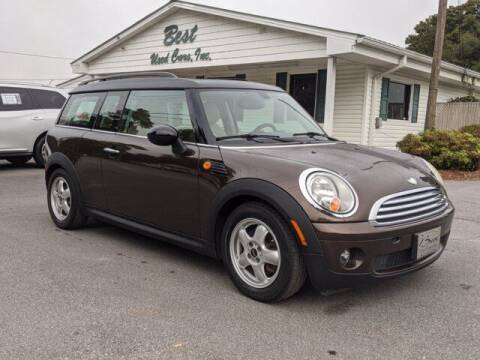 2010 MINI Cooper Clubman for sale at Best Used Cars Inc in Mount Olive NC