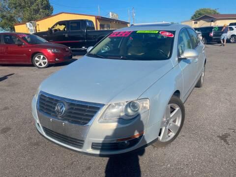 2009 Volkswagen Passat for sale at BELOW BOOK AUTO SALES in Idaho Falls ID