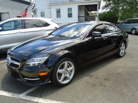 2014 Mercedes-Benz CLS for sale at Greg's Auto Sales in Dunellen NJ