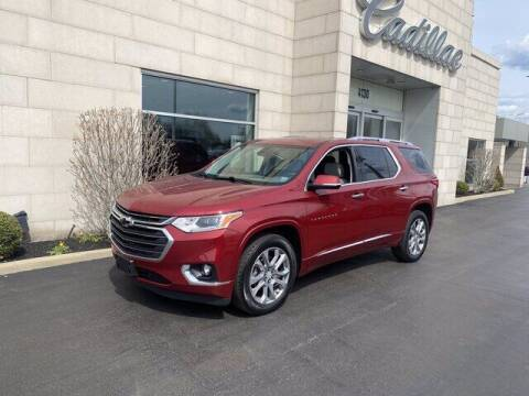 2019 Chevrolet Traverse for sale at Cappellino Cadillac in Williamsville NY