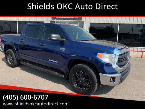 2014 Toyota Tundra for sale at Shields OKC Auto Direct in Oklahoma City OK