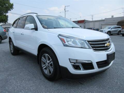 2017 Chevrolet Traverse for sale at Cam Automotive LLC in Lancaster PA