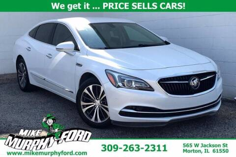 2017 Buick LaCrosse for sale at Mike Murphy Ford in Morton IL