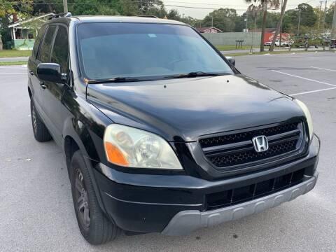 2004 Honda Pilot for sale at Consumer Auto Credit in Tampa FL
