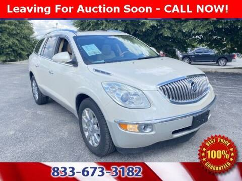 2011 Buick Enclave for sale at Glenbrook Dodge Chrysler Jeep Ram and Fiat in Fort Wayne IN