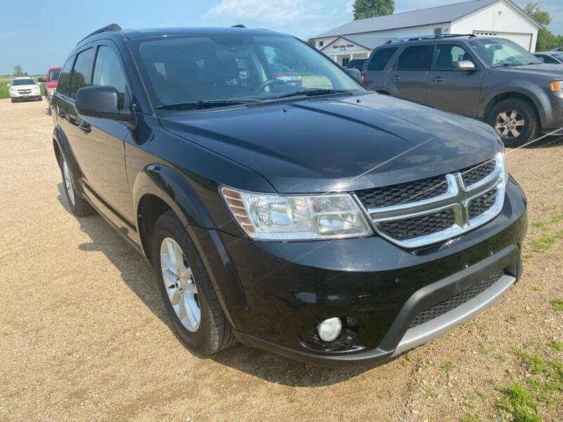 2014 Dodge Journey for sale at RDJ Auto Sales in Kerkhoven MN