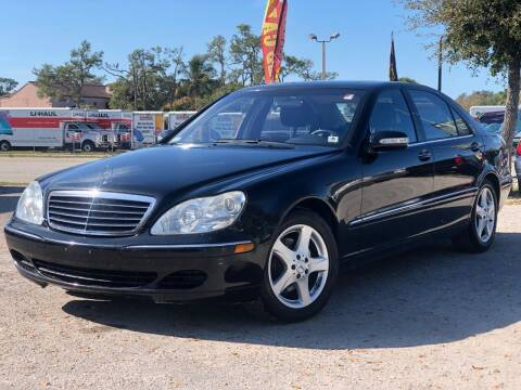 2004 Mercedes-Benz S-Class for sale at Pro Cars Of Sarasota Inc in Sarasota FL