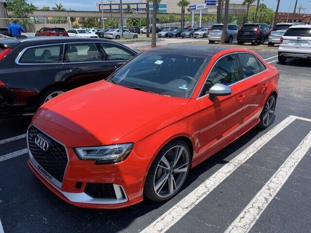 2018 Audi RS 3 for sale in Miami, FL