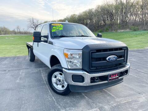 2011 Ford F-350 Super Duty for sale at A & S Auto and Truck Sales in Platte City MO