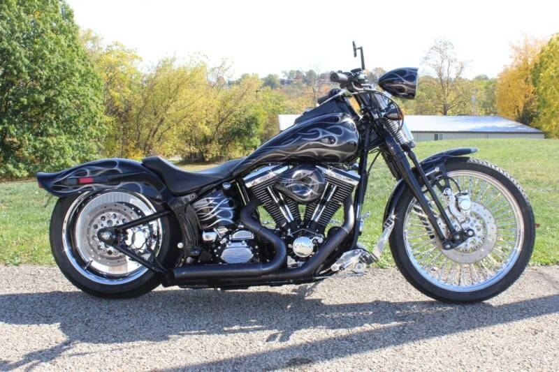 1996 Harley-Davidson SPRINGER SOFTAIL  for sale at Harrison Auto Sales in Irwin PA