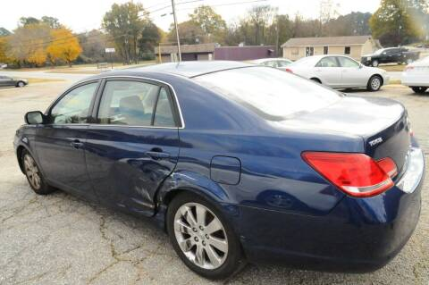 2006 Toyota Avalon for sale at RICHARDSON MOTORS USED CARS - Buy Here Pay Here in Anderson SC