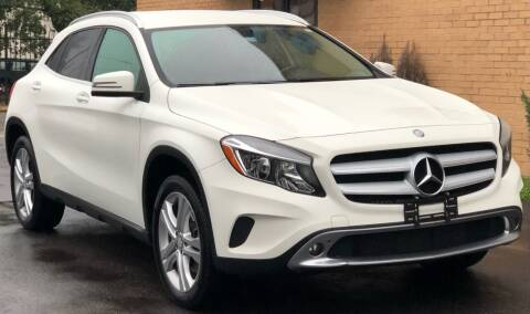 2015 Mercedes-Benz GLA for sale at Auto Imports in Houston TX