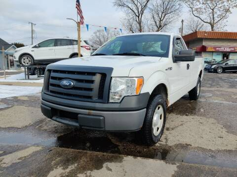 2009 Ford F-150 for sale at Lamarina Auto Sales in Dearborn Heights MI
