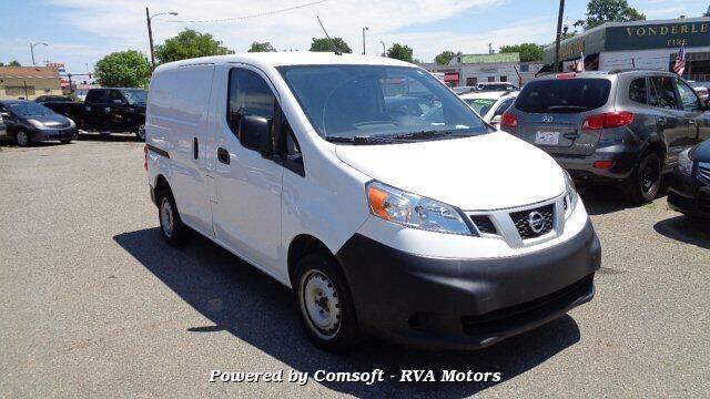 2016 Nissan NV200 for sale at RVA MOTORS in Richmond VA
