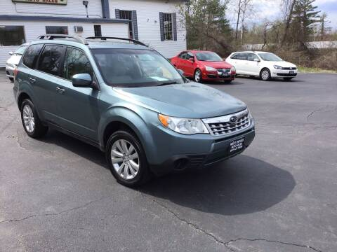 2012 Subaru Forester for sale at Mikes Import Auto Sales INC in Hooksett NH