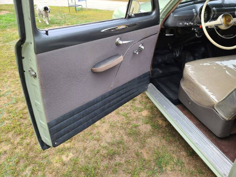 1949 Ford Deluxe  - Hopedale MA