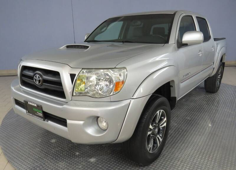 2007 Toyota Tacoma for sale at Hagan Automotive in Chatham IL