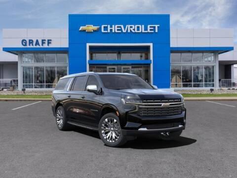 2021 Chevrolet Suburban for sale at GRAFF CHEVROLET BAY CITY in Bay City MI