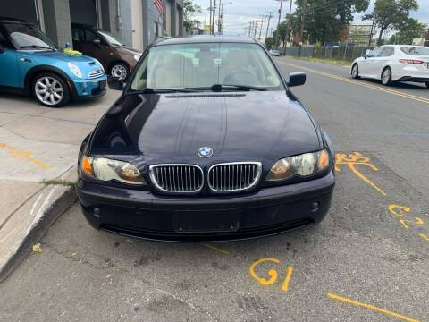 2004 BMW 3 Series for sale at SUNSHINE AUTO SALES LLC in Paterson NJ