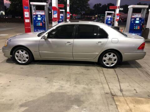 2003 Lexus LS 430 for sale at All American Imports in Arlington VA