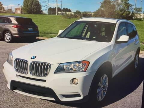 2013 BMW X3 for sale at Action Automotive Service LLC in Hudson NY